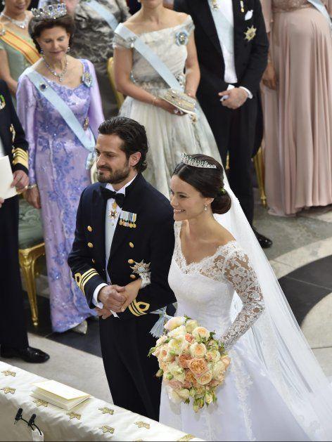 Sofia Von Schweden Solo Auftritt Im Fernen Sudafrika Royal Wedding Dress Royal Brides Royal Weddings