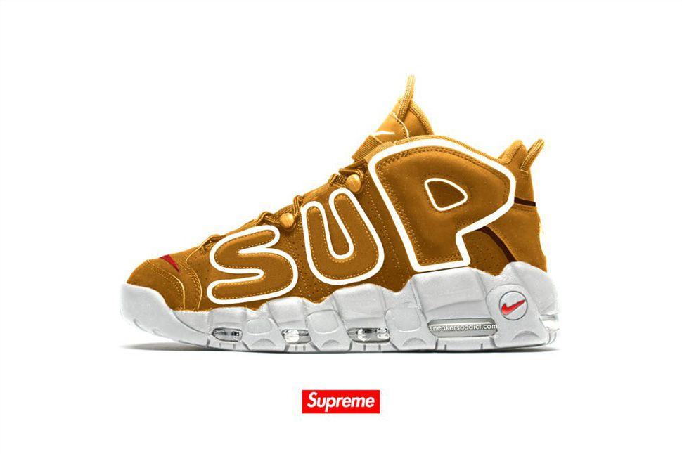 60d0214078 Preview: Supreme x Nike Air More Uptempo 'Gold' - EU Kicks: Sneaker Magazine