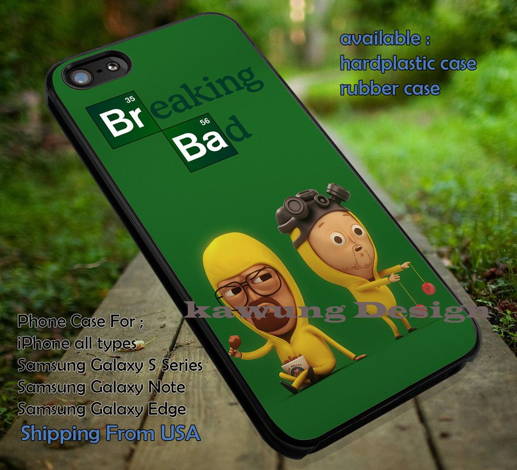 Breaking Bad Cute Art iPhone 6s 6 6s  5c 5s Cases Samsung Galaxy s5 s6 Edge  NOTE 5 4 3 #movie #BreakingBad dt