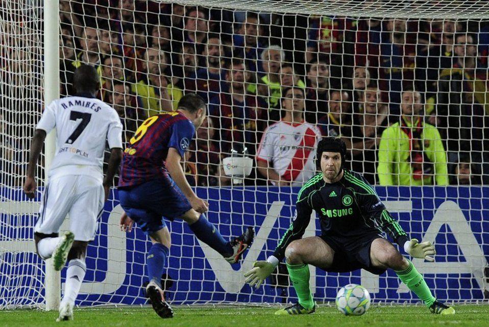 El BarçaChelsea, en imágenes Voetbal