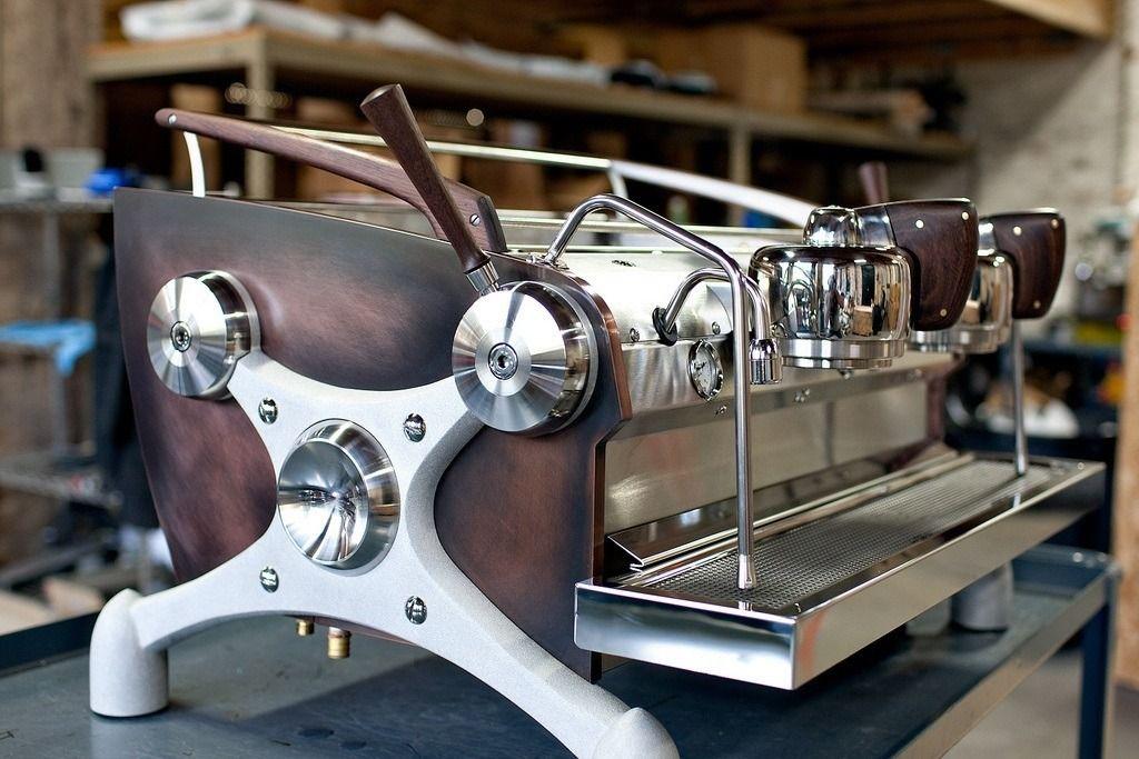 mmmm custom slayer espressomachine coffee espresso. Black Bedroom Furniture Sets. Home Design Ideas