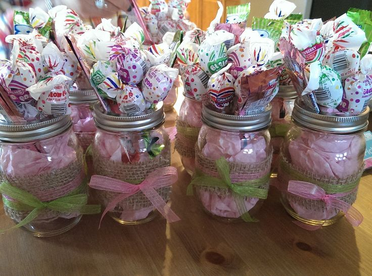 Mason jar centerpiece ideas baby shower jars
