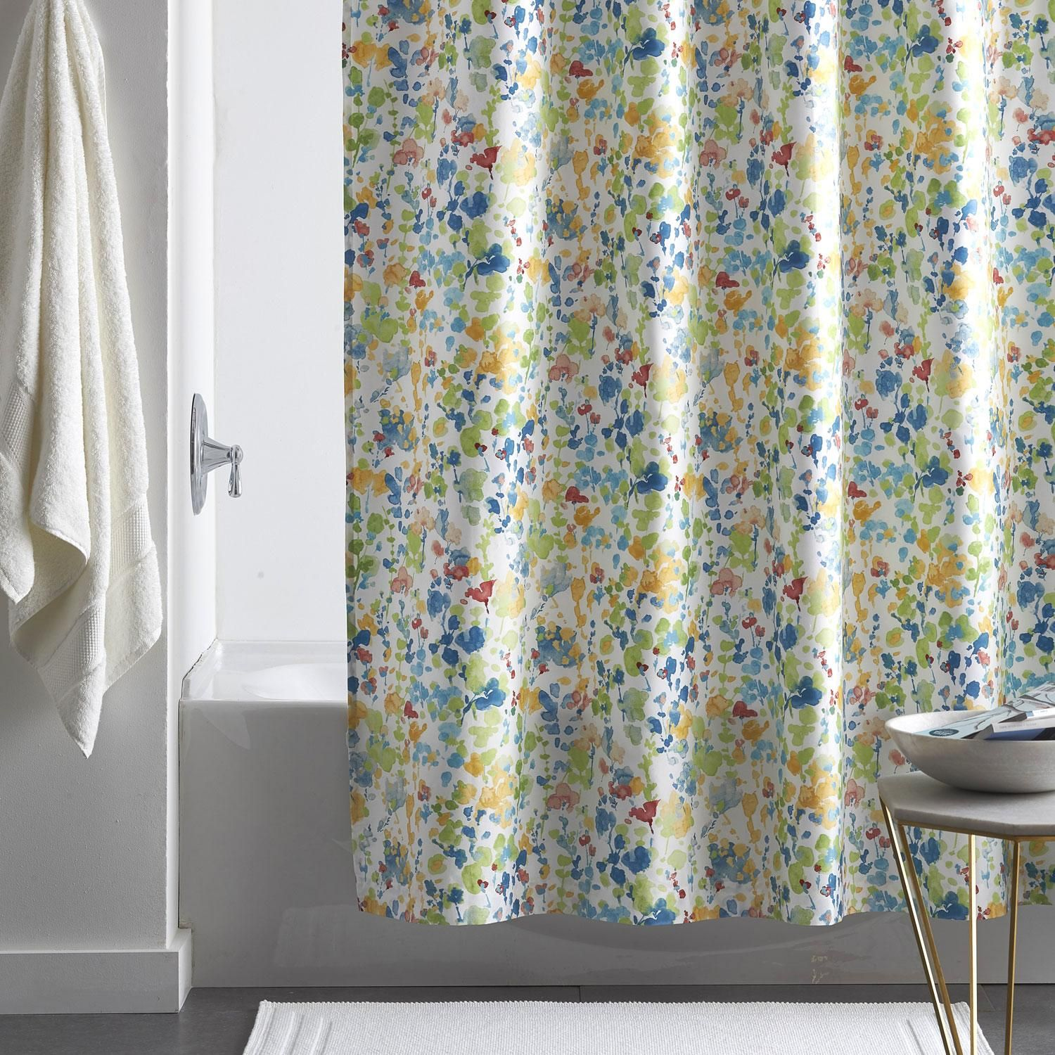 Aura Shower Curtain At The Company Store Bath Shower Curtains