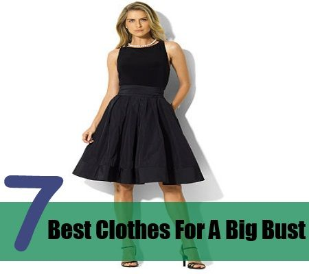 The Best Clothes For A Big Bust | Busty needs | Pinterest ...