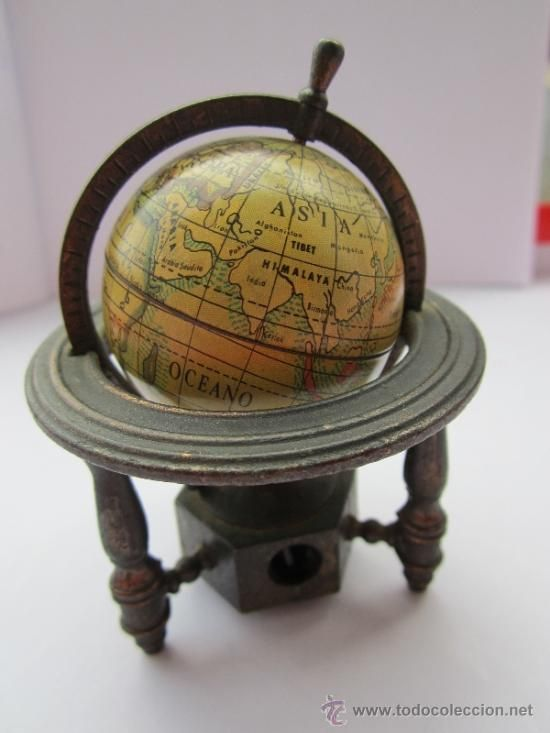 Sacapuntas Legami Bola del mundo