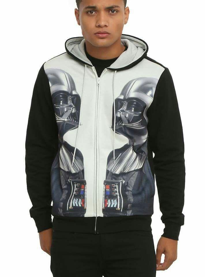 Dart Vader Hoddie.