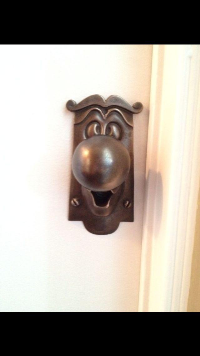 Best door knob ever! Alice in Wonderland for the inside door of my secret reading room!