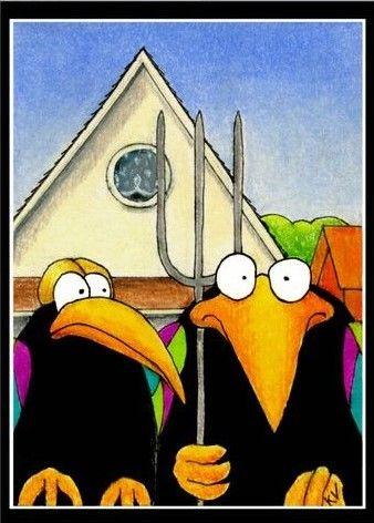 the raven parody ideas