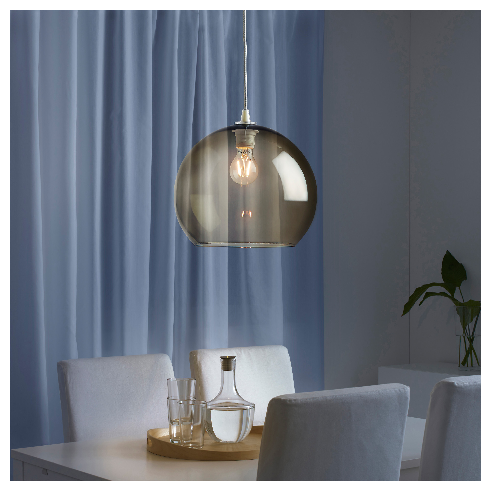 Jakobsbyn Pendant Lamp Shade Light Brown With Images Pendant Lamp Shade Lamps Living Room