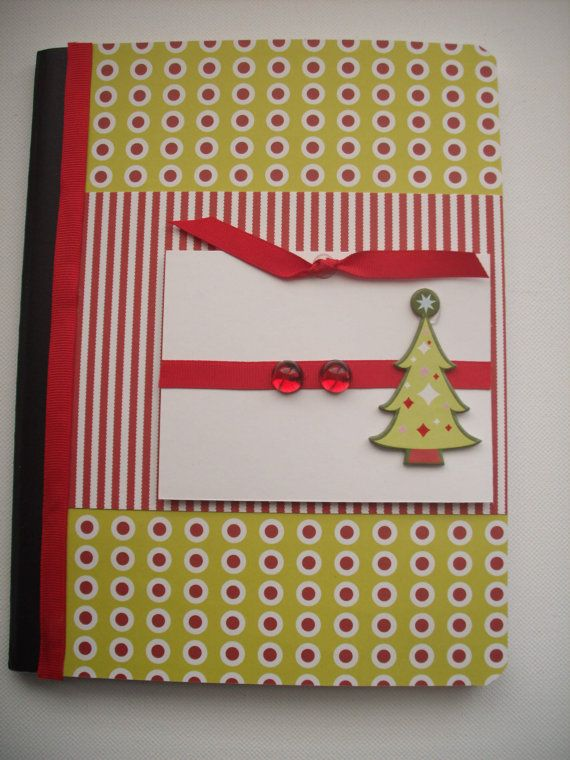Green and Red Polka Dot and Stripe by starandheartcreation on Etsy, $15.00