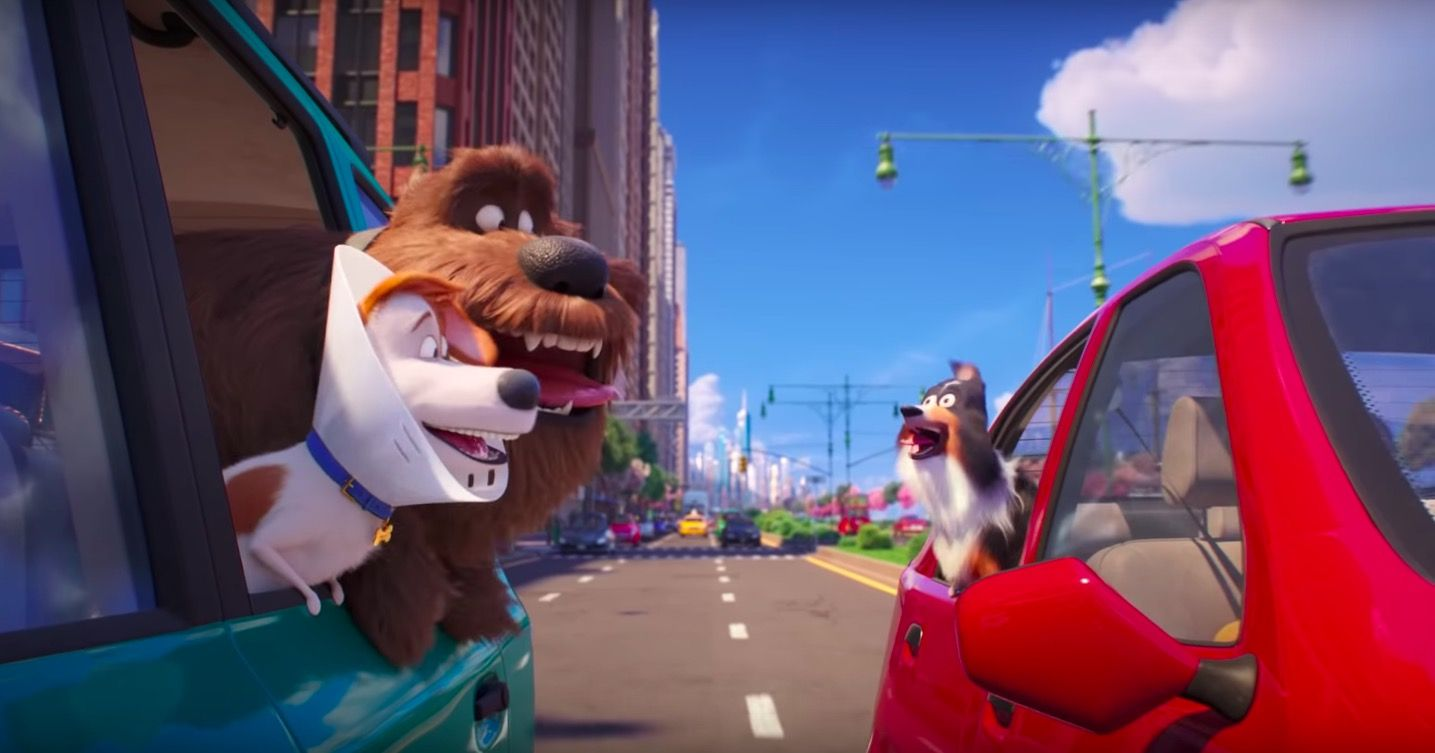 The Secret Life Of Pets 2 The Rooster Trailer Cg Secret Life Of Pets Pet Max Pets