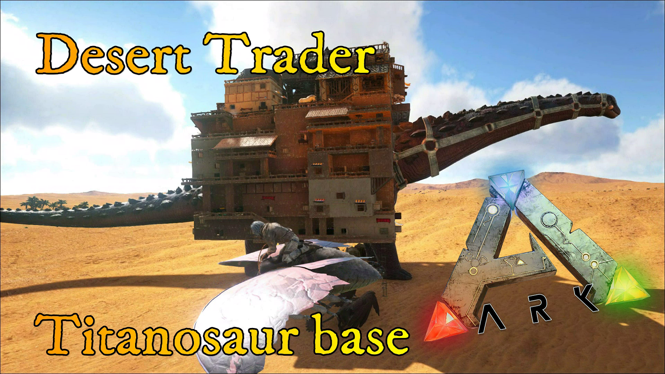 Ark Survival Evolved Titan Platform Base Pve