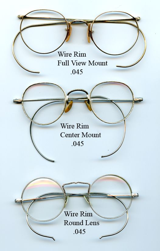 Wire Rim Glasses Frames images | accessories | Pinterest | Glass and ...