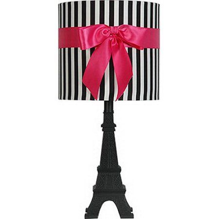 Your Zone Paris Lamp Eiffel Tower Lamp Chandelier Table Lamp Table Lamp