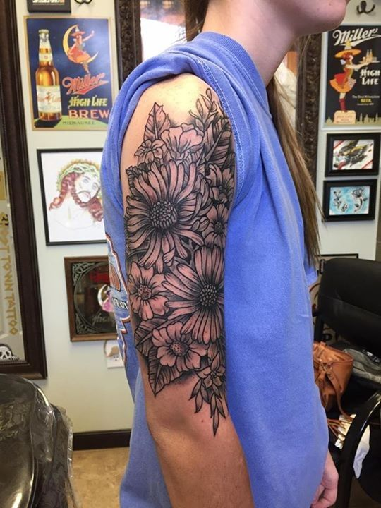 Tattoo by Hassel from Rock n Roll Tattoo Raleigh NC - 20170403 ...