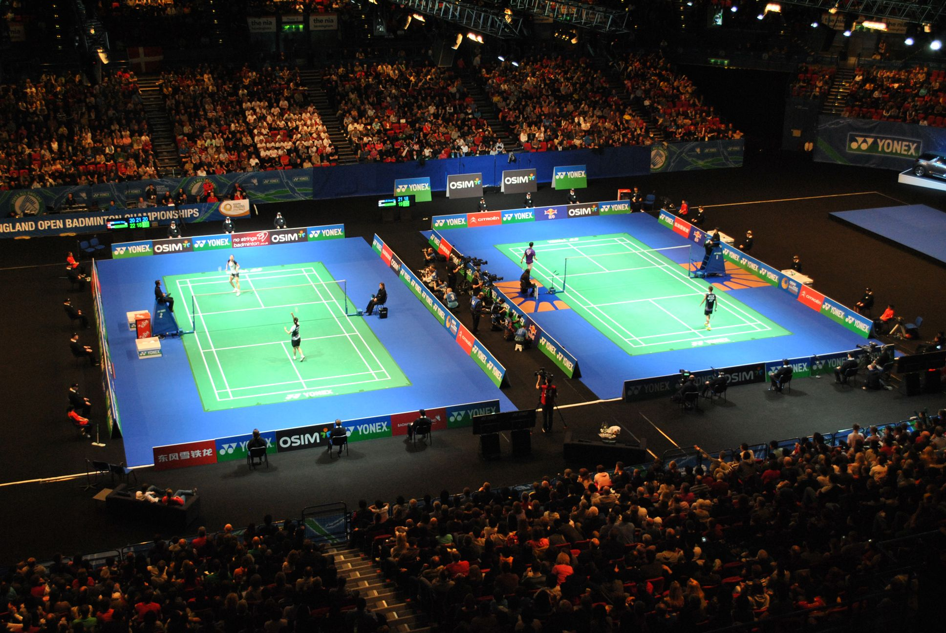 Yonex All England Open Want To Learn How You Can Support Your Passion For Badminton By Travelling Aroun Badminton Championship Travel Around The World Yonex