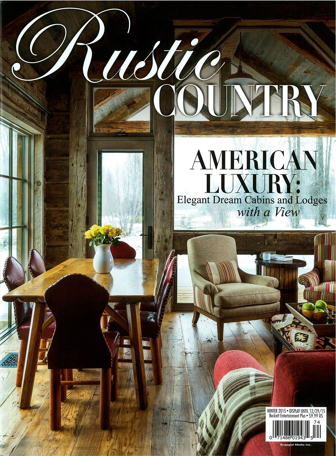 Classic american home interior arrigoni woods  colorado mountain home project featured in rustic