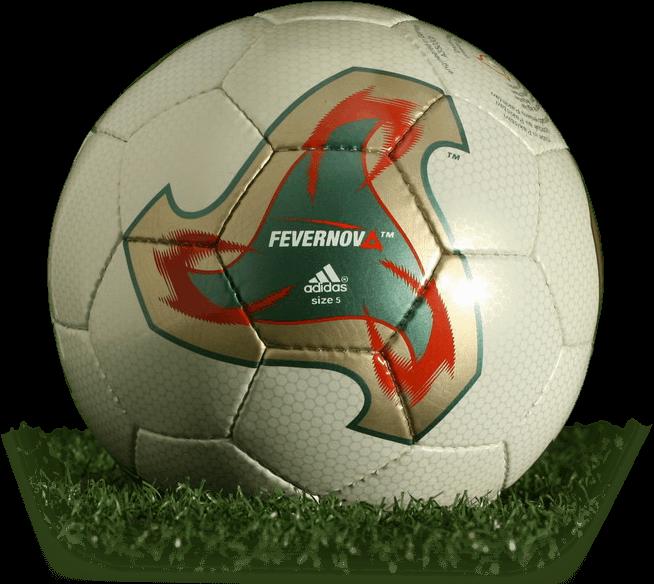 2002 World Cup Ball Adidas Fevernova Fifa World Football Football