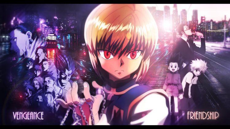 Fonds d'écran Manga > Fonds d'écran Hunter x Hunter Kurapika's choice par mpzinzifruit - Hebus ...