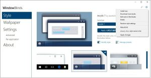 Stardock Windowblinds 10 85 Patch Latest Keygen Free Desktop Themes Desktop Icons Patches
