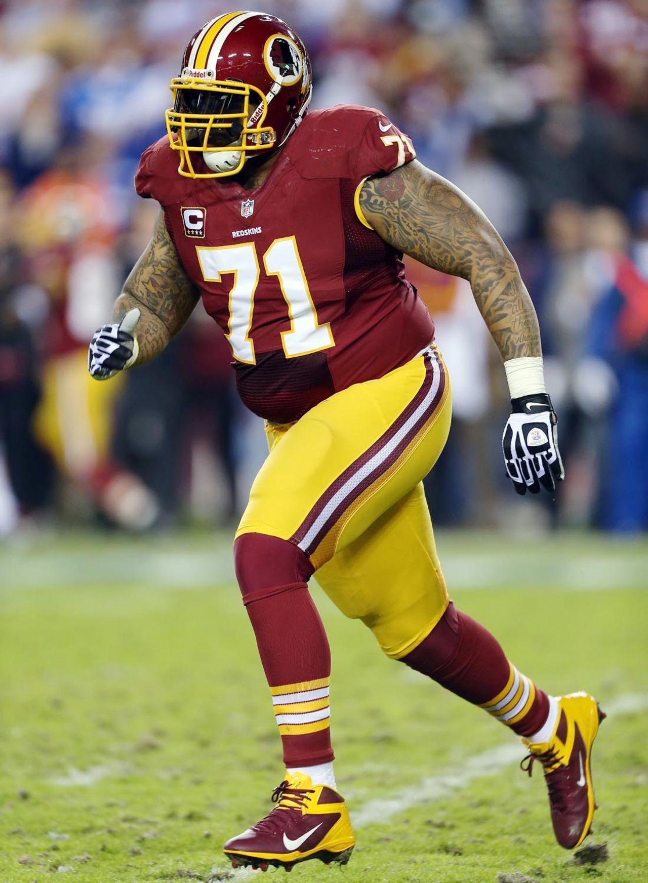 New trent williams redskins   Trent DeMarco   Washington Redskins  supplier