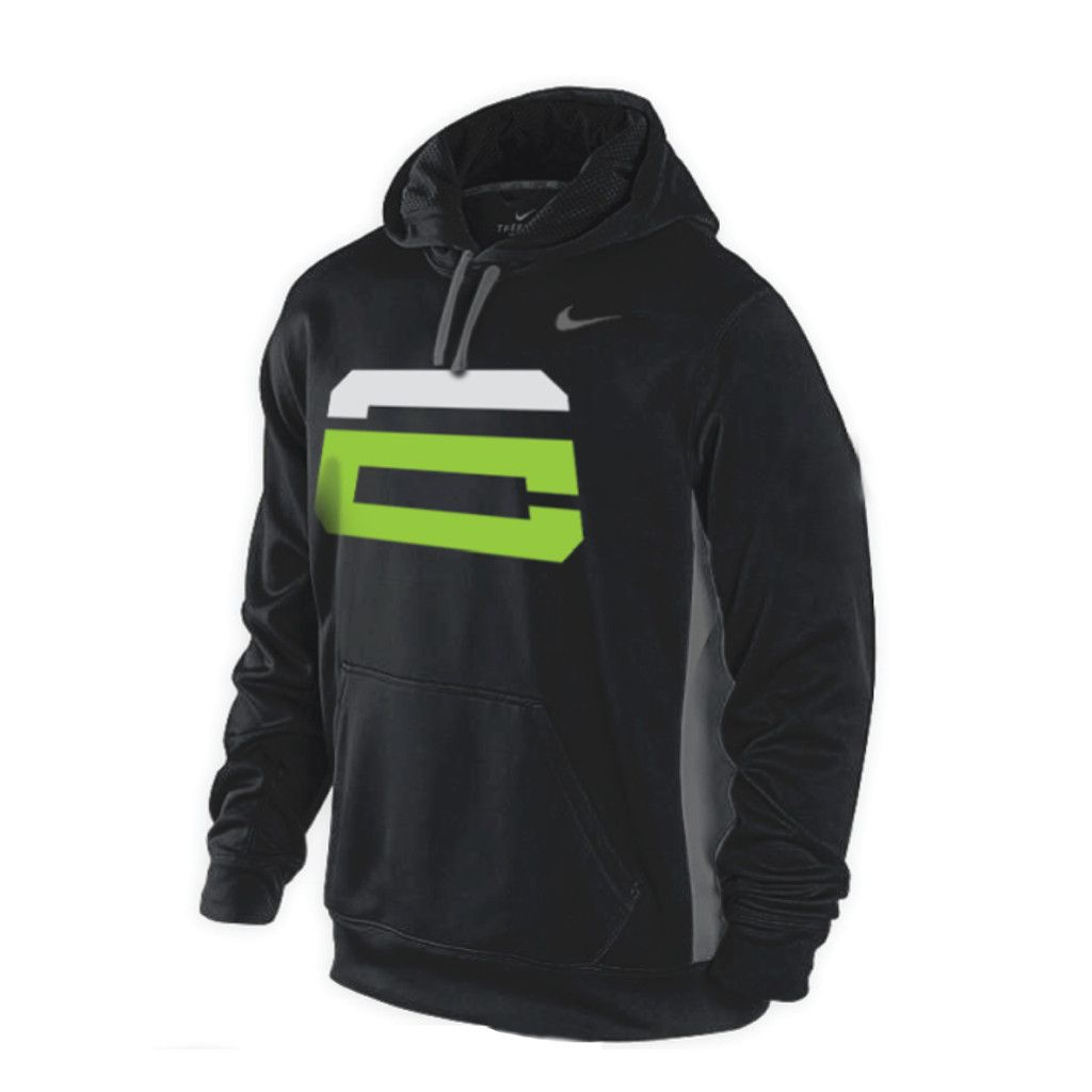 3b3d2ea25a05 Crimsix Nike Logo Hoodie - Black. Crimsix Nike Logo Hoodie - Black Optic  Gaming ...