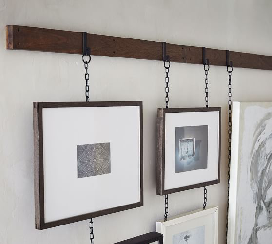 Hanging Picture Frame Rail Bronze Hanging Picture Frames Frames On Wall Hanging Pictures
