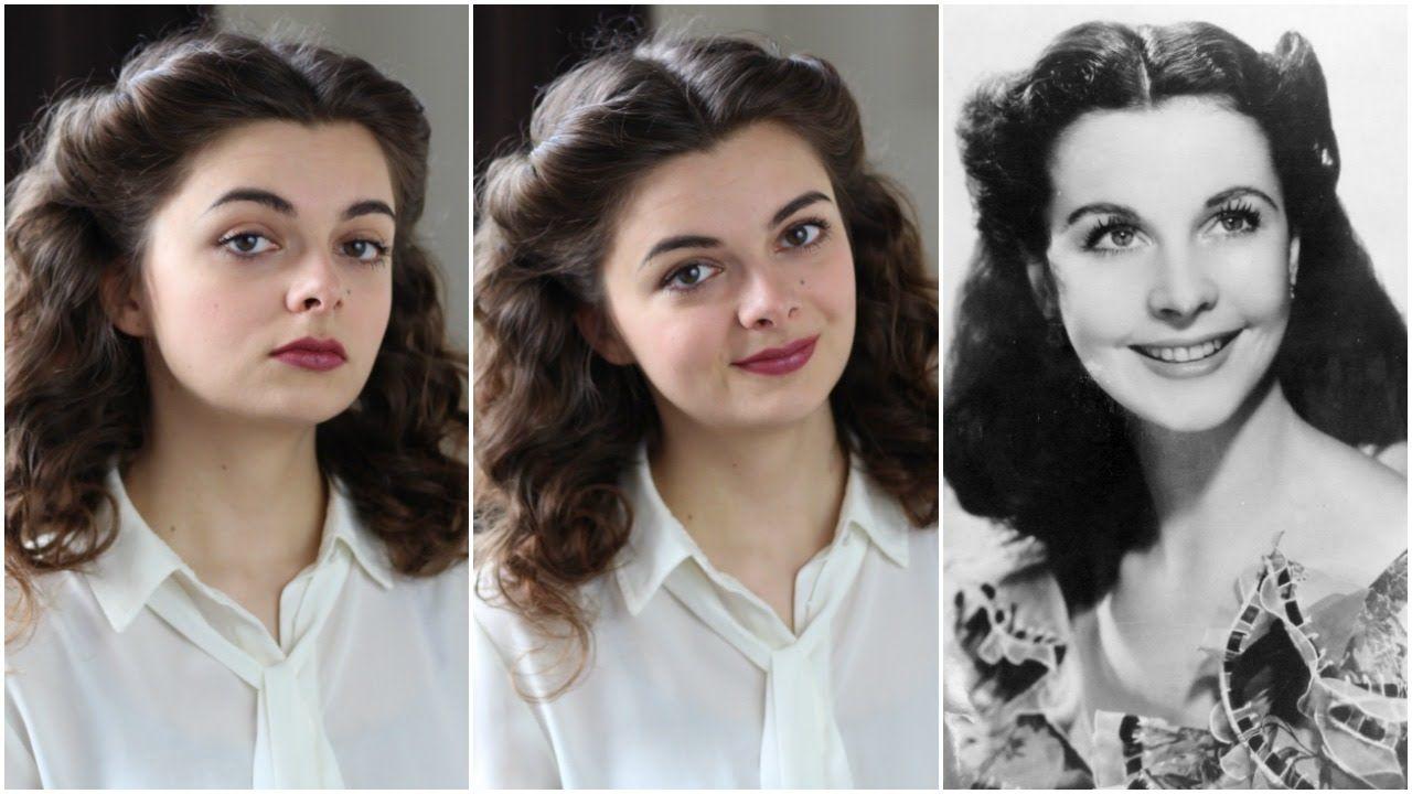 Vivien Leigh - Tutorial   Beauty Beacons