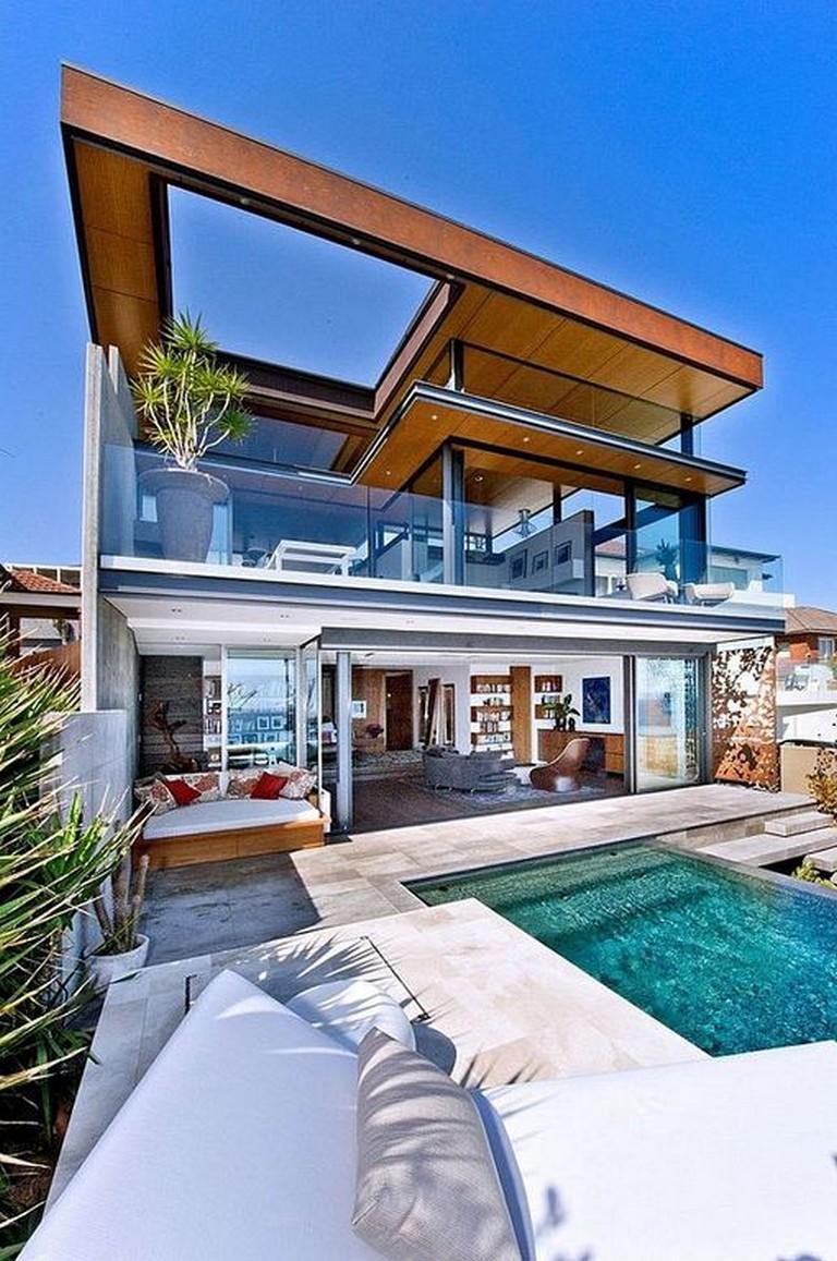 20 Unbelievable Modern Home Exterior Designs: 20+ Amazing Modern House Design Ideas For Inspiration
