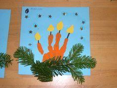 mamamisas welt: Kerzen in der Weihnachtszeit #weihnachtsbastelnmitkindernunter3
