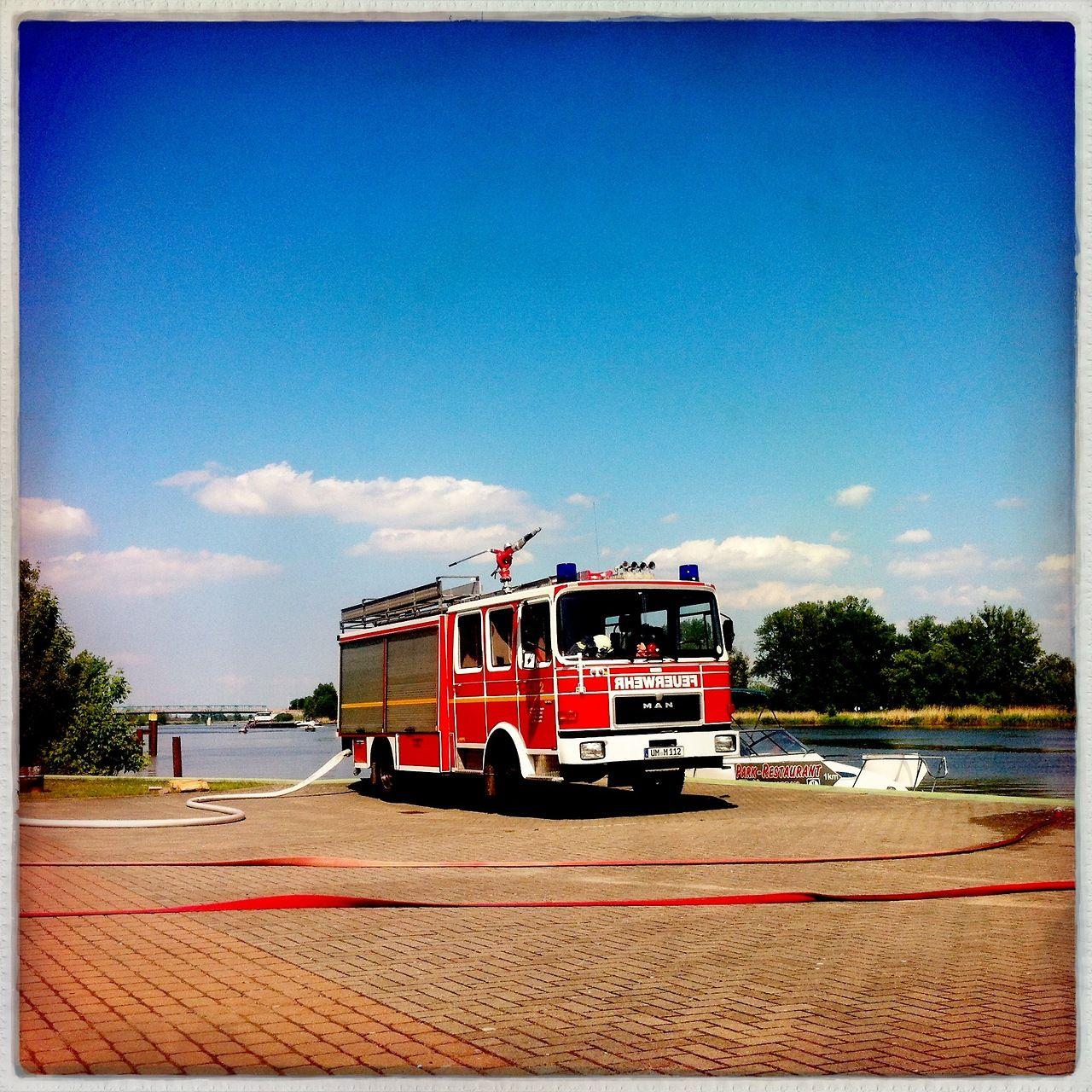 Brandenburg | Mescherin | Feuerwehr | Germany
