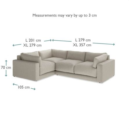 Atticus Corner Sofa Corner Sofa Sofa Comfy Sofa