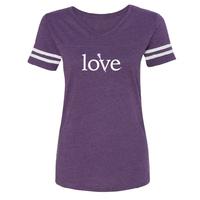 LOVE Lacrosse t-shirt