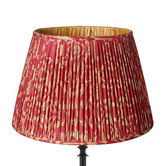 45cm Tenganan Pleated Lampshade Silk Lampshade Lamp Shades