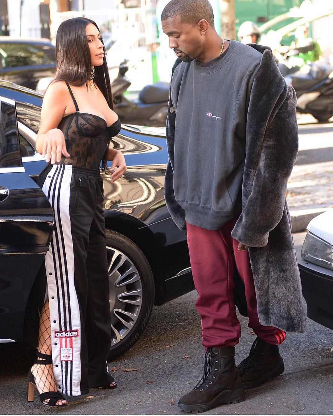 Kanye West Kanyewest Daily Fotos Y Videos De Instagram Yeezy Fashion Kanye West Style Kim And Kanye