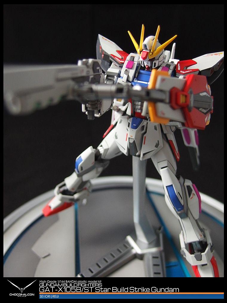 Build Burning Gundam & Strike Build Strike Gundam サブ画像5