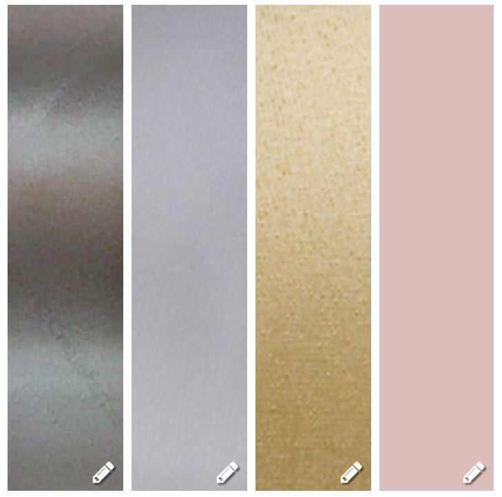 Charcoal, Gray, Gold and Mauve Wedding colors | Gray and ...