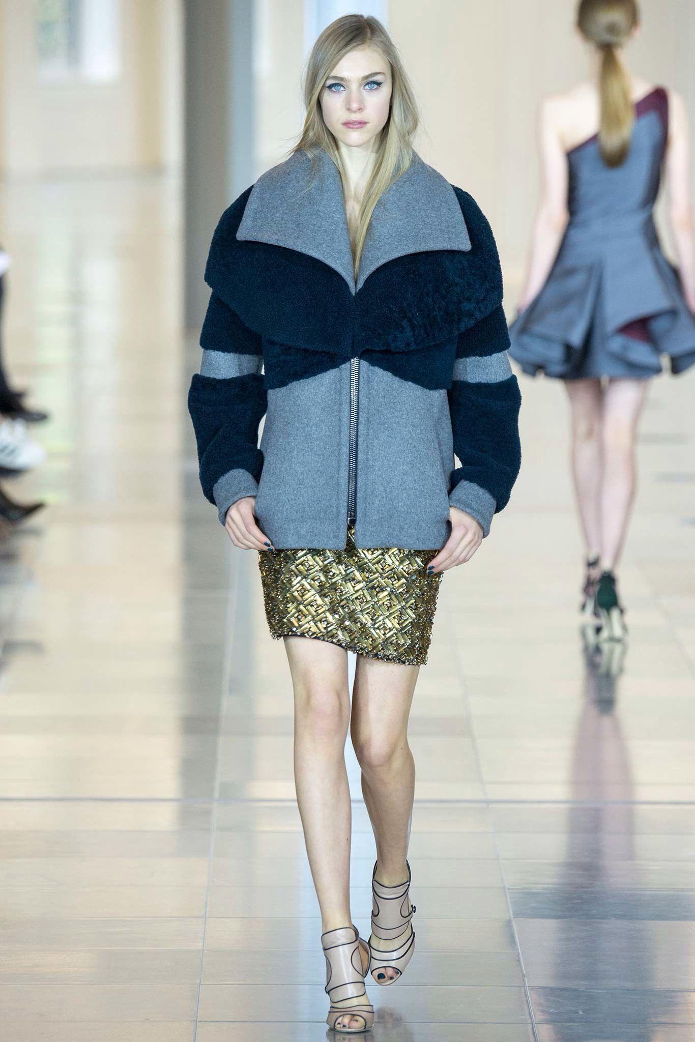 Antonio Berardi Fall 2015 Ready-to-Wear Fashion Show Collection