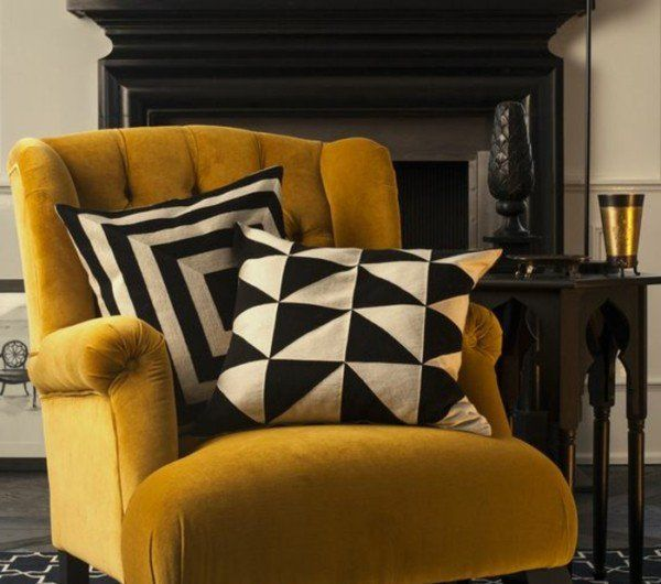 ▷ 1001+ idées de décors avec couleur moutarde + des ...