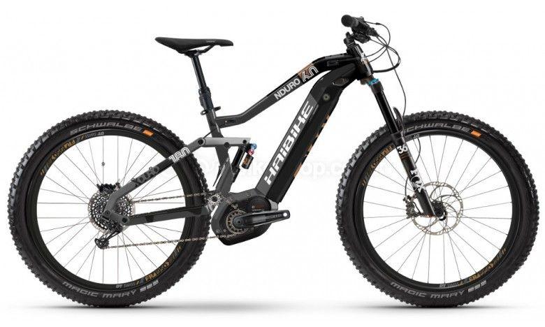 Haibike Xduro Nduro 6 0 2019 Bosch An Ebike For Me Electric Mountain Bike New Electric Bike All Mountain Bike