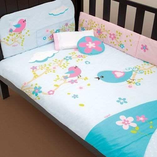 Protectores de cuna para ni a buscar con google habitaci n de ni as pinterest twitter y bebe - Protectores para cama cuna ...