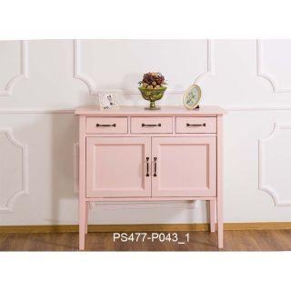 Konsolentisch, romantische Kommode, rosa, Einrichten, Wohnen im Landhausstil, Landhausmöbel, Pastell, Vintage, Shabby Chic