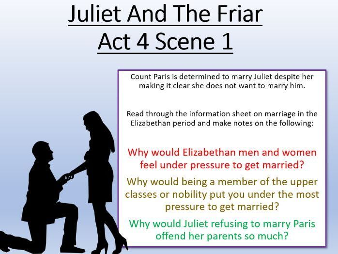 Romeo And Juliet The Friar S Plan Romeo Juliet How To Plan