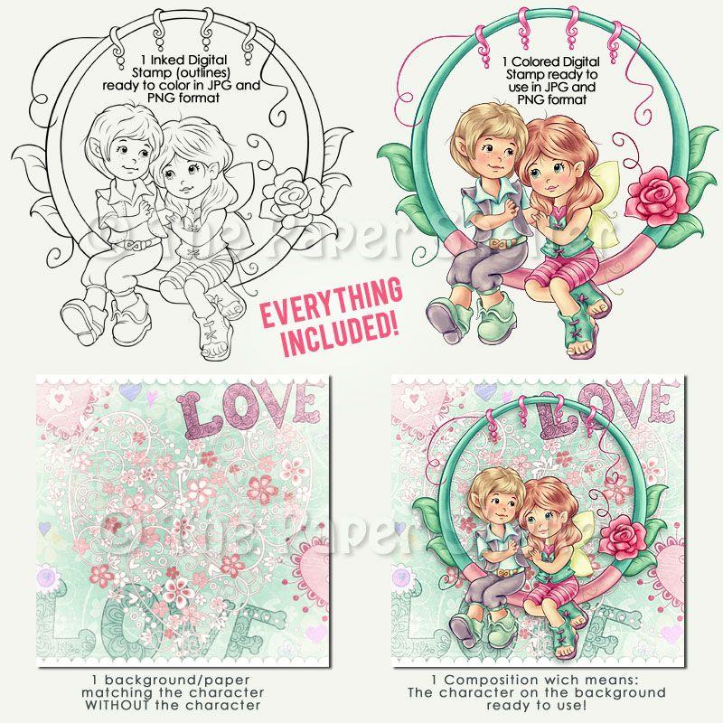 Amor verdadero - Sello Digital