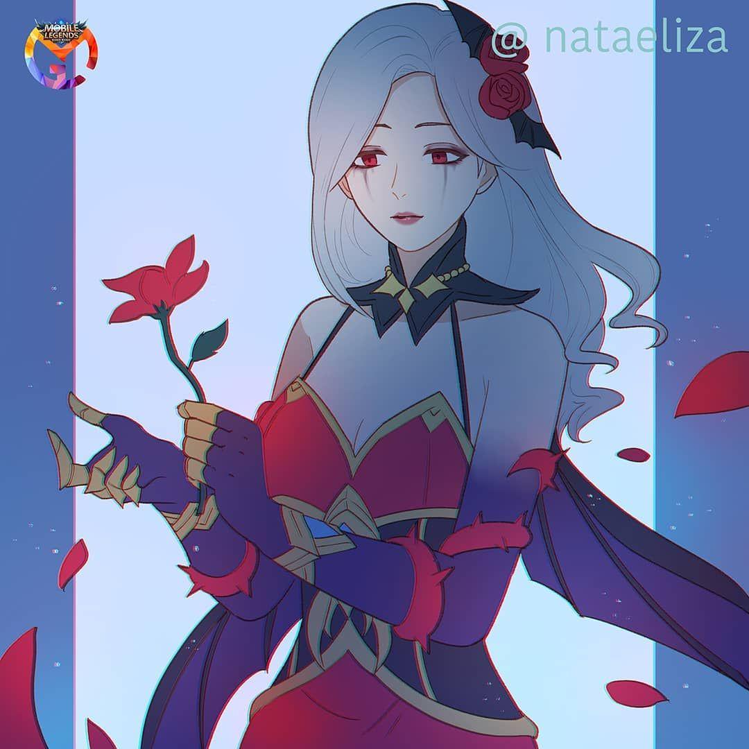 814 Mentions J Aime 5 Commentaires Cf14 G13a B Nataeliza Sur Instagram Carmilla Mobi Em 2020 Moba Legends Personagens Femininos Desenho De Anime