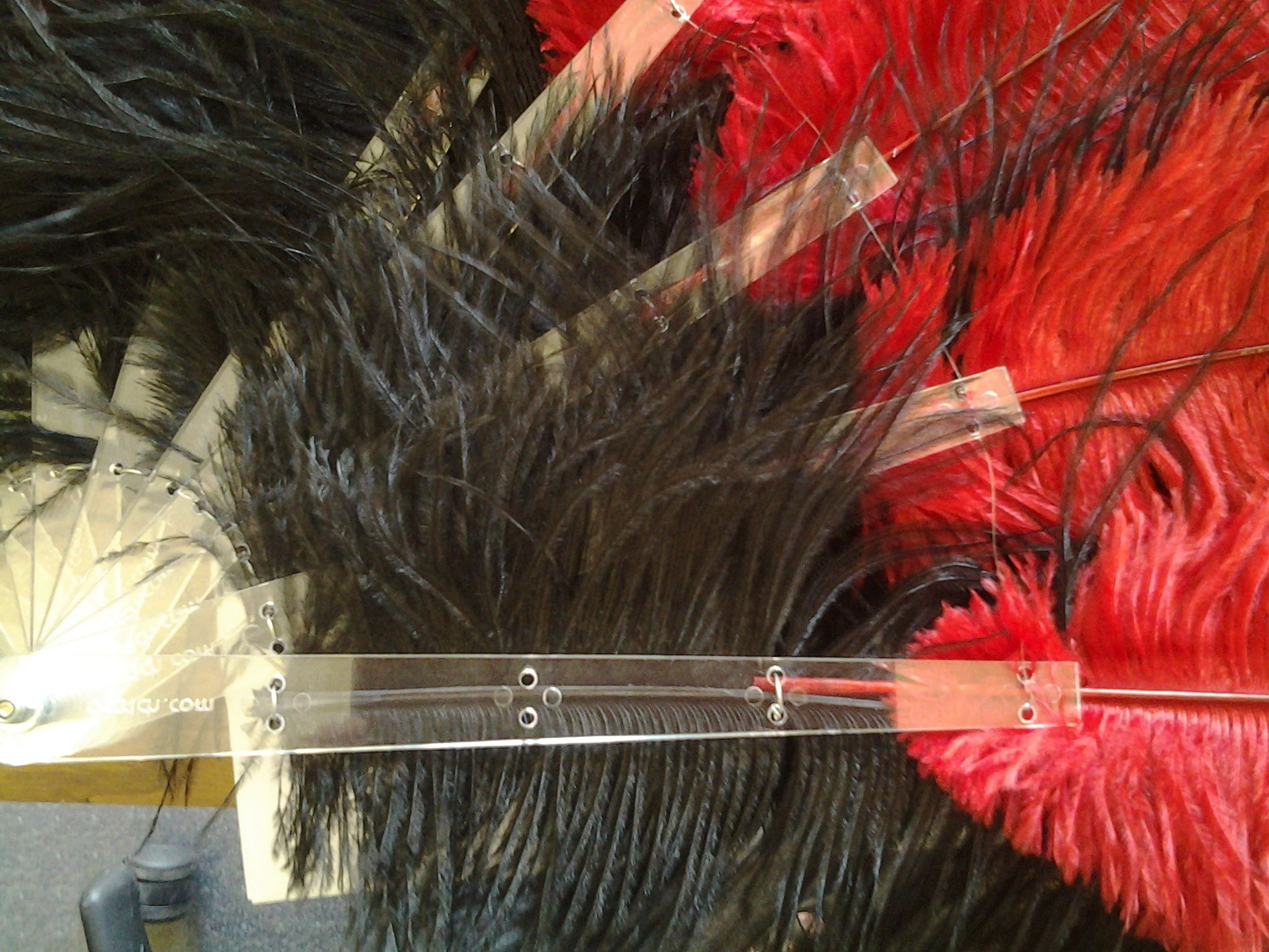 6817bdf378b9f How to make a feather fan