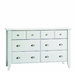 Child Craft Shoal Creek Ready To Assemble Double Dresser