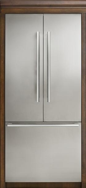 36 Inch Built In French Door Bottom Freezer T36it800np True Flush