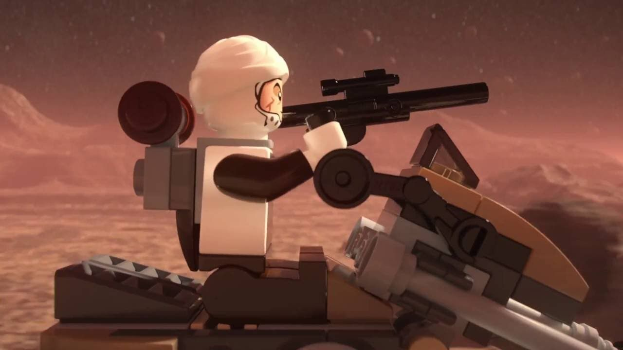 LEGO® Star Wars™ - 75145 Eclipse Fighter - Product Animation