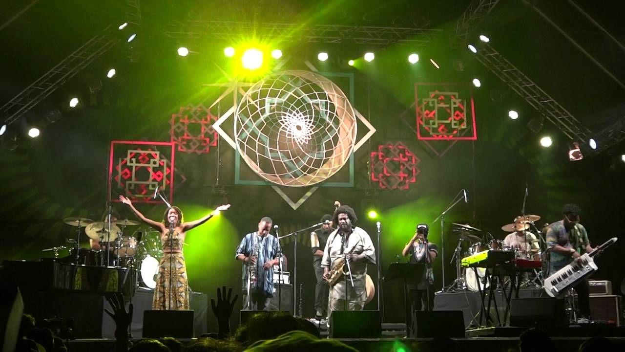 Kamasi Washington - The Rhythm Changes (live in Japan at Fuji Rock Festi...